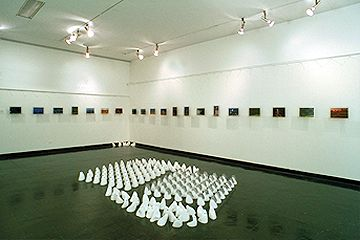 Humanity--  A Living Installation,  by Devorah Sperber, 1998