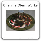 Chenille Stem Works (A.K.A. pipe cleaners) by Devorah Sperber