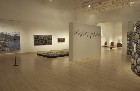 Pixelated, a Solo Exhibition of Works by Devorah Sperber, John Michael Kohler Art Center, Sheboygan, WI 2003