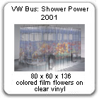 VW Bus: Shower Power, by Devorah Sperber